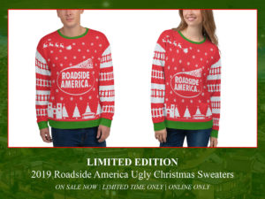 First-Ever Ugly Christmas Sweaters On Sale Now